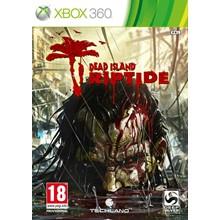 Xbox 360 | Dead Island Riptide | TRANSFER