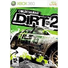Xbox 360 | DiRT 2 | TRANSFER