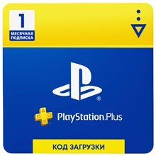 PlayStation Plus subscription - 1 month (30 days) RUS