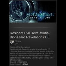 Resident Evil Revelations - (Steam Gift Region Free **)