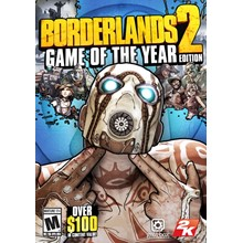Borderlands 2 Game of the Year Edition (Steam KEY)
