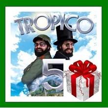 Tropico 5 - Steam Key - RU-CIS-UA
