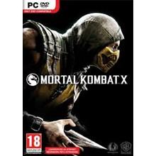 MORTAL KOMBAT X ✅(Steam Key)+GIFT