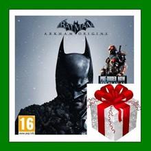 Batman Arkham Origins (Chronicle of Arkham) RU