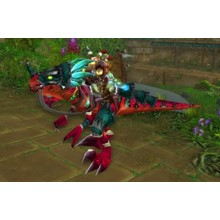 Armored Lizard Razzashi
