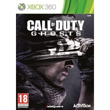 Xbox 360 | Call of Duty Ghosts | TRANSFER