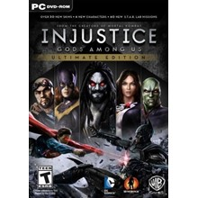 Injustice: Gods Among Us Ultimate Edition (Steam KEY)
