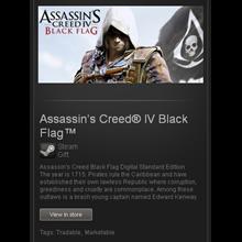 Assassins Creed 4 Black Flag - STEAM Gift - Region Free