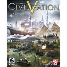 Civilization V: DLC Scrambled Nations Map Pack + GIFT