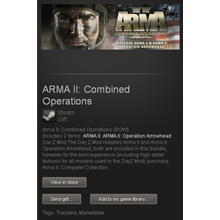 ARMA 2 Combined Operations + DayZ - STEAM Gift / GLOBAL