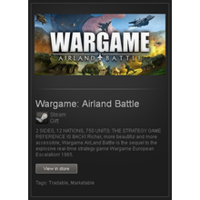 Wargame: Airland Battle - STEAM Gift / ROW / GLOBAL