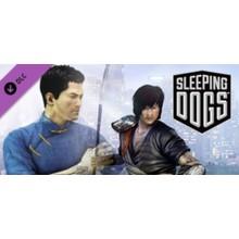 Sleeping Dogs: Screen Legends Pack 💎 STEAM GIFT RU