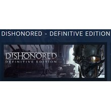Dishonored  Definitive Edition 💎STEAM KEY LICENSE