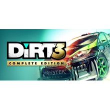DiRT 3 Complete Edition - STEAM Key / ROW / GLOBAL