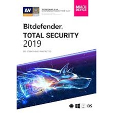 Bitdefender Total Security 2021 - 180 days 5 devices