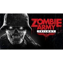 Zombie Army Trilogy (Steam Gift / RU / CIS)