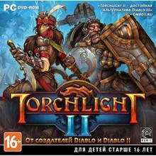 Torchlight 2 II (steam key Russia)
