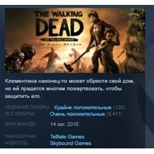 The Walking Dead: Final Season 💎STEAM KEY REGION FREE