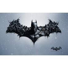 Batman Arkham Origins (Steam region free; ROW gift)
