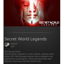 The Secret World (Steam Gift / ROW / Region Free)