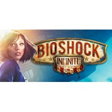 BioShock Infinite (Steam region free; ROW; Multi Lang)