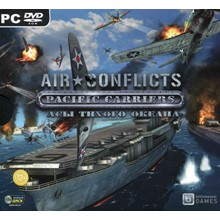 Air Conflicts: Pacific Carriers Asa Pacific Steam