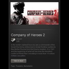 Company of Heroes 2 - STEAM Gift - Region Free / GLOBAL