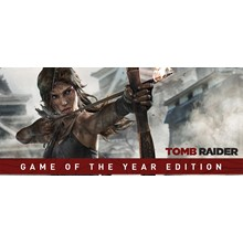 Tomb Raider GOTY Edition (Steam Gift / Region Free)