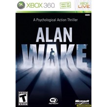 Xbox 360 | Alan Wake | TRANSFER
