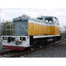 TGM40 circuitry locomotive