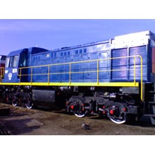 TGM4b circuitry locomotive