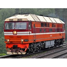 TEP-70 electric locomotive circuit