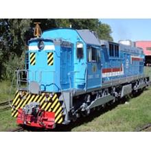 TEM7a circuitry locomotive