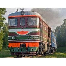TEP-60 electric locomotive circuit