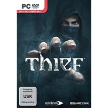 Thief (2014) + DLC + BONUSES (Steam KEY) + GIFT