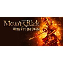 Mount & Blade: With Fire & Sword 💎STEAM KEY LICENSE
