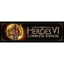 Might and Magic Heroes VI Complete Edition💎 STEAM GIFT