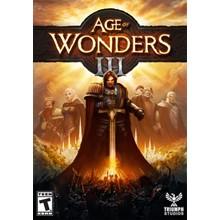 Age of Wonders III (Steam KEY) + GIFT
