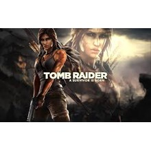 Tomb Raider (ROW) + Bioshock Infinite (NA) Steam Accoun