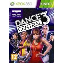 Xbox 360 | Dance Central 3 | TRANSFER