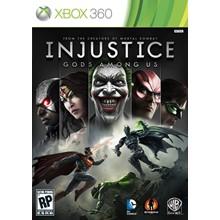 Xbox 360 | Injustice: Gods Among Us | TRANSFER