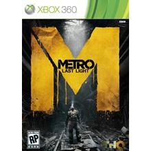 Xbox 360 | Metro Last Light | TRANSFER