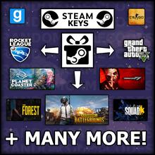 Steam CLASSIC Random Key