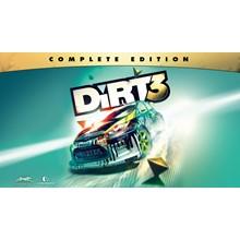 DiRT 3 Complete Edition (Steam Key / ROW / Region Free)