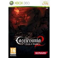 Xbox 360 | Castlevania: Lords Of Shadow 2 | TRANSFER