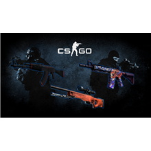 CS:GO - Random AWP/AK/M4A1 [best] + discounts, bonuses