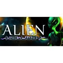 Alien Hallway - STEAM Key - Region Free / ROW / GLOBAL