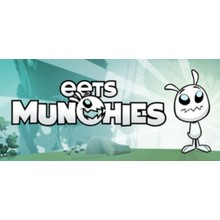 Eets Munchies - STEAM Key - Region Free / ROW / GLOBAL