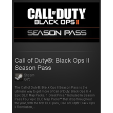 CoD Black Ops II - Season Pass - STEAM Gift / RU+CIS+UA