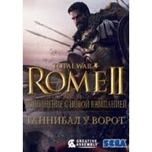 TOTAL WAR ROME II Hannibal at the Gates / Region RU-CIS